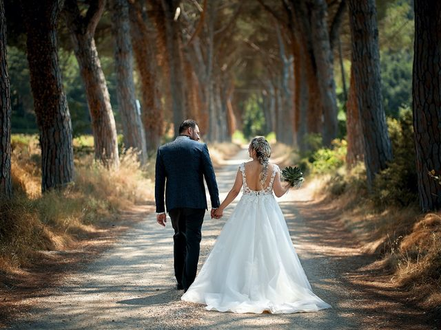 Il matrimonio di Fabrizio e Valentina a Perugia, Perugia 63