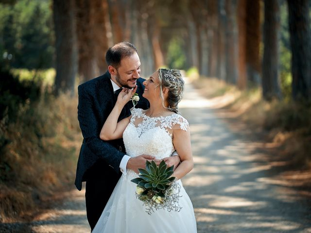 Il matrimonio di Fabrizio e Valentina a Perugia, Perugia 65