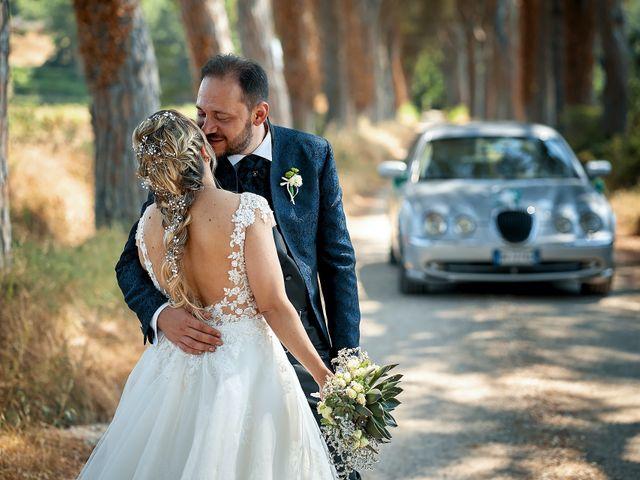 Il matrimonio di Fabrizio e Valentina a Perugia, Perugia 74