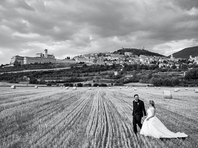 Il matrimonio di Fabrizio e Valentina a Perugia, Perugia 89