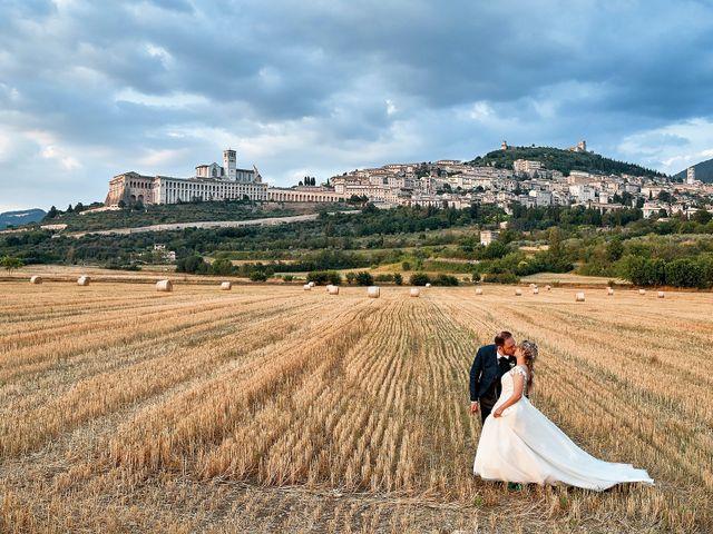 Il matrimonio di Fabrizio e Valentina a Perugia, Perugia 90