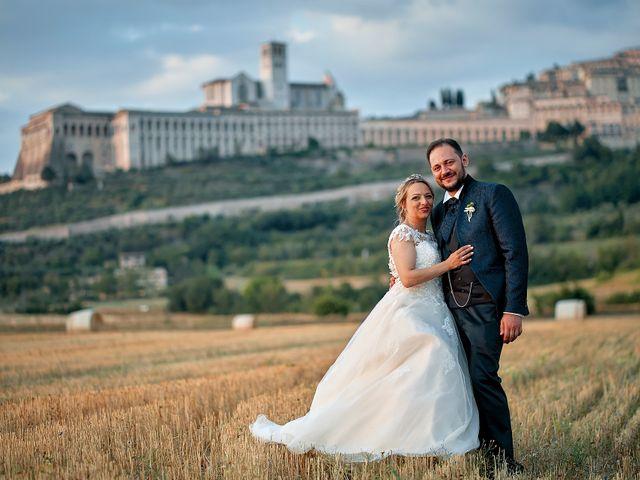 Il matrimonio di Fabrizio e Valentina a Perugia, Perugia 91