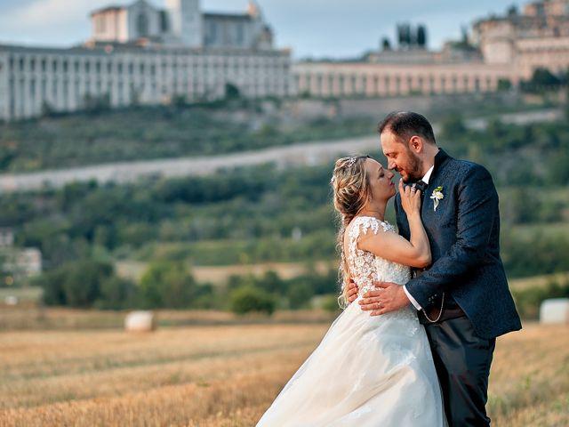 Il matrimonio di Fabrizio e Valentina a Perugia, Perugia 92