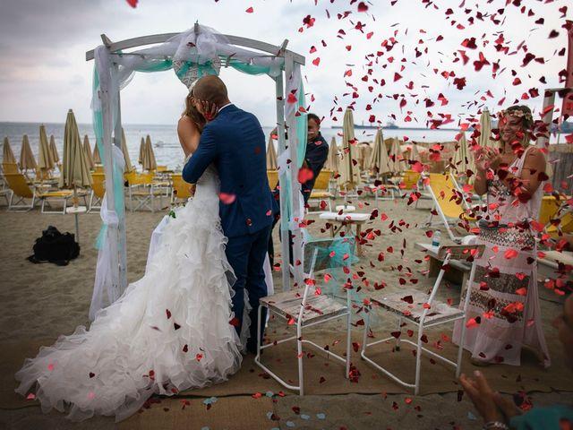 Il matrimonio di Fabio e Sara a Albissola Marina, Savona 26