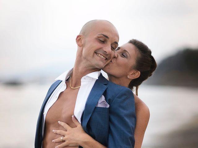 Il matrimonio di Fabio e Sara a Albissola Marina, Savona 2