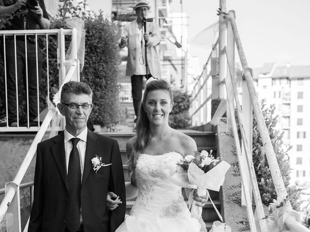 Il matrimonio di Fabio e Sara a Albissola Marina, Savona 14