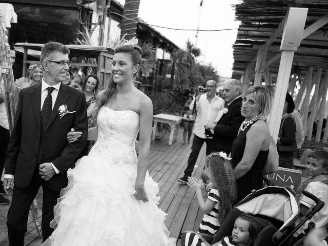 Il matrimonio di Fabio e Sara a Albissola Marina, Savona 17