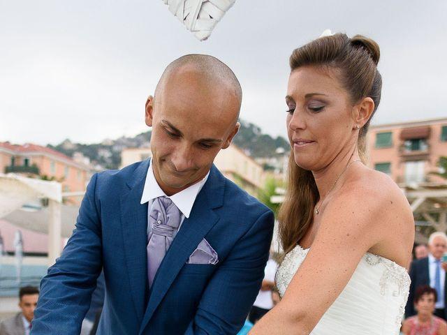 Il matrimonio di Fabio e Sara a Albissola Marina, Savona 25