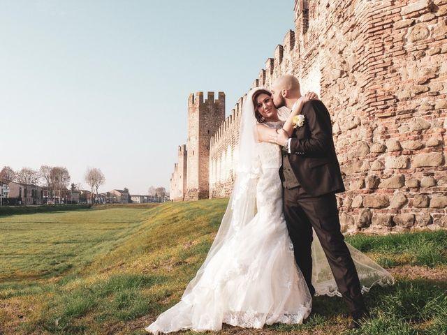 Il matrimonio di Alberto e Cristiana  a Montagnana, Padova 4