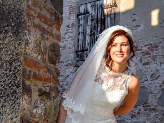 Il matrimonio di Alberto e Cristiana  a Montagnana, Padova 6