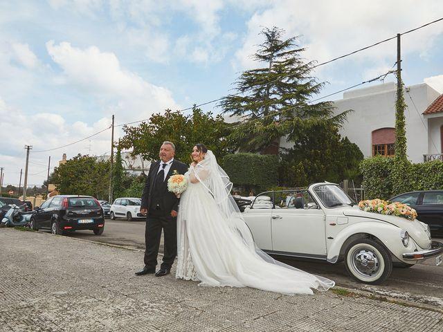 Il matrimonio di Emanuele e Anna Chiara a Gallipoli, Lecce 24