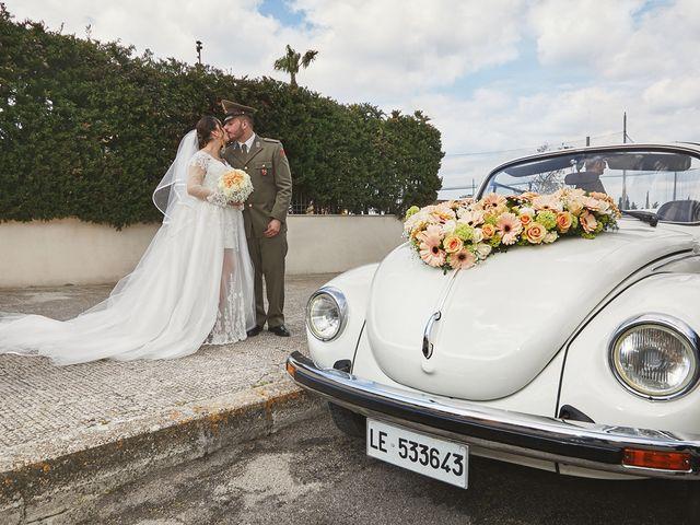 Il matrimonio di Emanuele e Anna Chiara a Gallipoli, Lecce 31