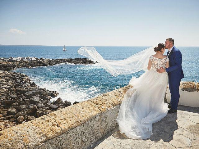 Il matrimonio di Emanuele e Anna Chiara a Gallipoli, Lecce 39