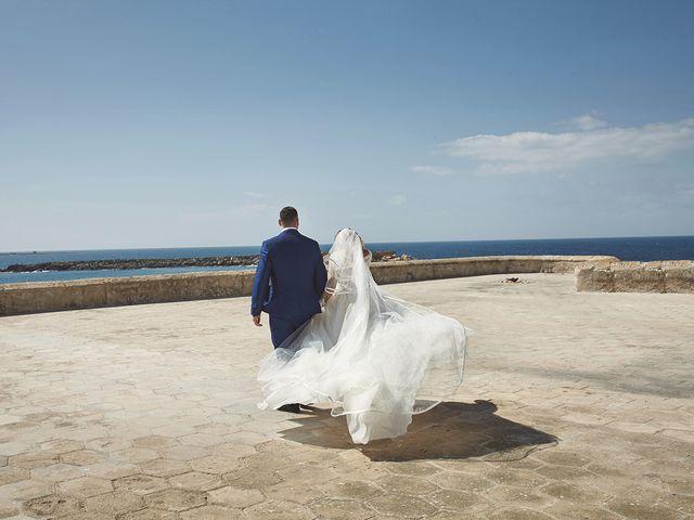 Il matrimonio di Emanuele e Anna Chiara a Gallipoli, Lecce 42