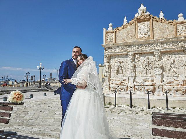 Il matrimonio di Emanuele e Anna Chiara a Gallipoli, Lecce 44
