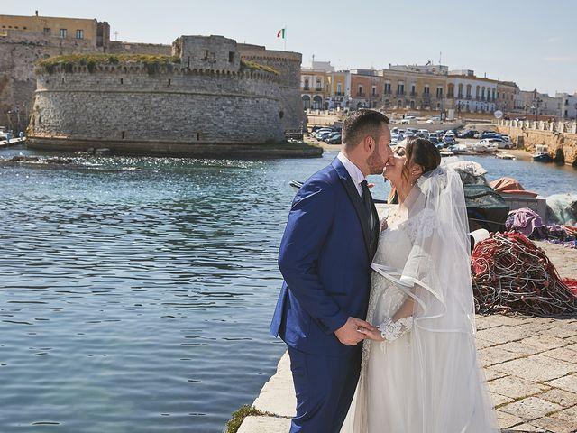 Il matrimonio di Emanuele e Anna Chiara a Gallipoli, Lecce 45