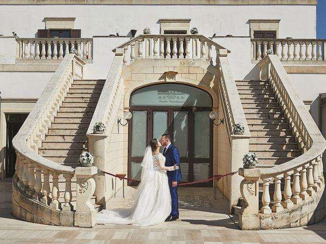 Il matrimonio di Emanuele e Anna Chiara a Gallipoli, Lecce 46