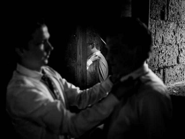 Il matrimonio di Anders e Alexandra a Tuscania, Viterbo 19