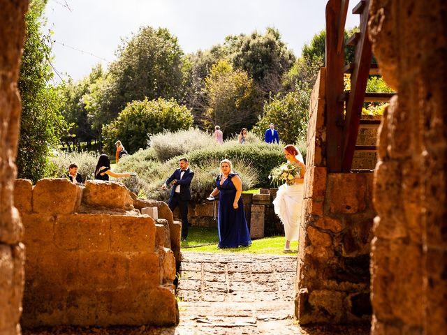 Il matrimonio di Anders e Alexandra a Tuscania, Viterbo 39