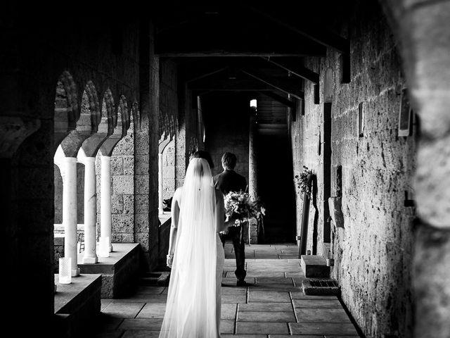Il matrimonio di Anders e Alexandra a Tuscania, Viterbo 43
