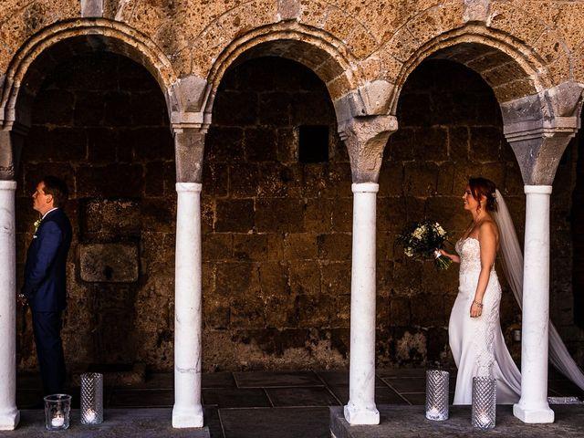 Il matrimonio di Anders e Alexandra a Tuscania, Viterbo 44