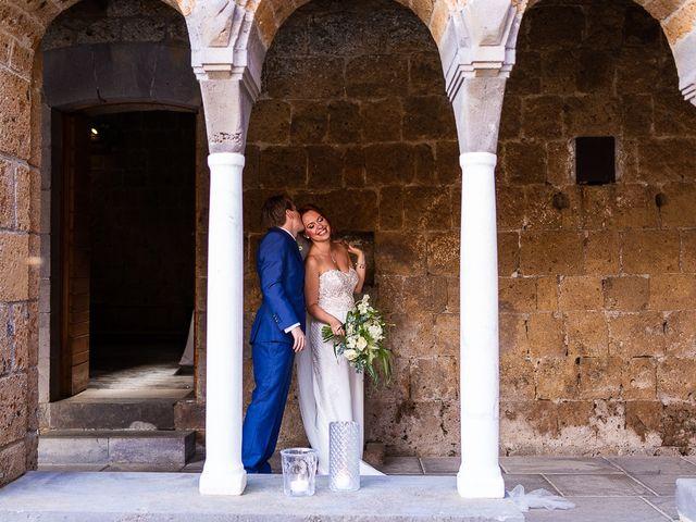 Il matrimonio di Anders e Alexandra a Tuscania, Viterbo 45