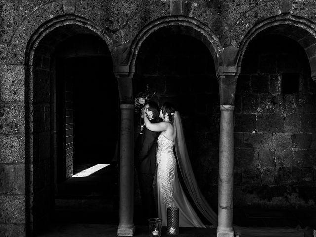 Il matrimonio di Anders e Alexandra a Tuscania, Viterbo 46
