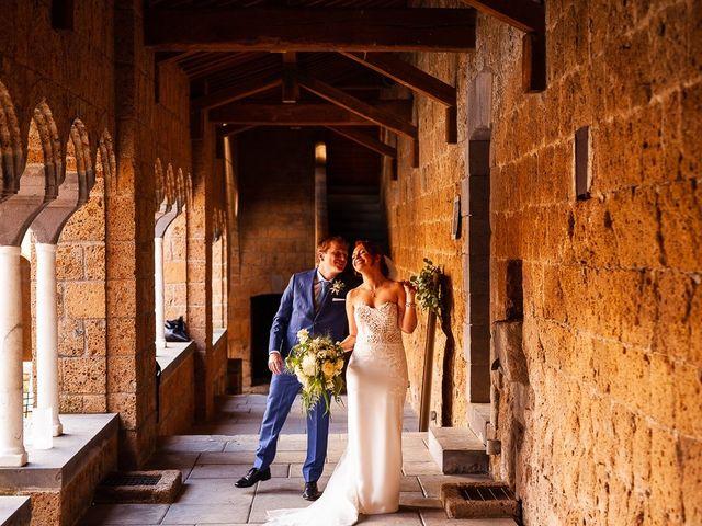 Il matrimonio di Anders e Alexandra a Tuscania, Viterbo 47