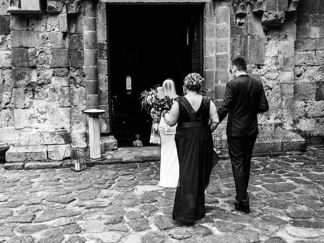 Il matrimonio di Anders e Alexandra a Tuscania, Viterbo 48