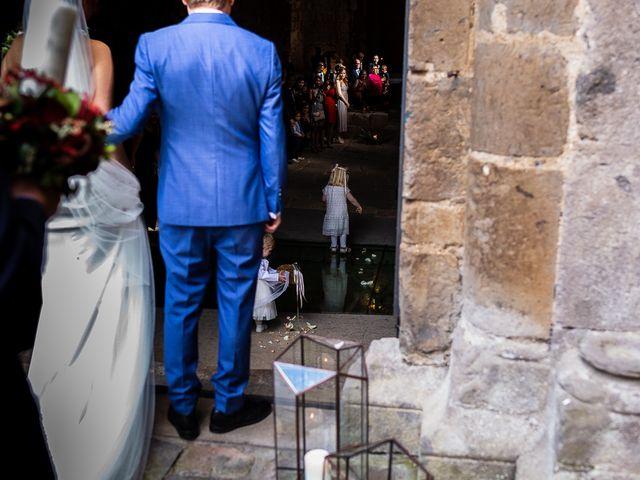 Il matrimonio di Anders e Alexandra a Tuscania, Viterbo 51