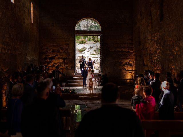 Il matrimonio di Anders e Alexandra a Tuscania, Viterbo 52