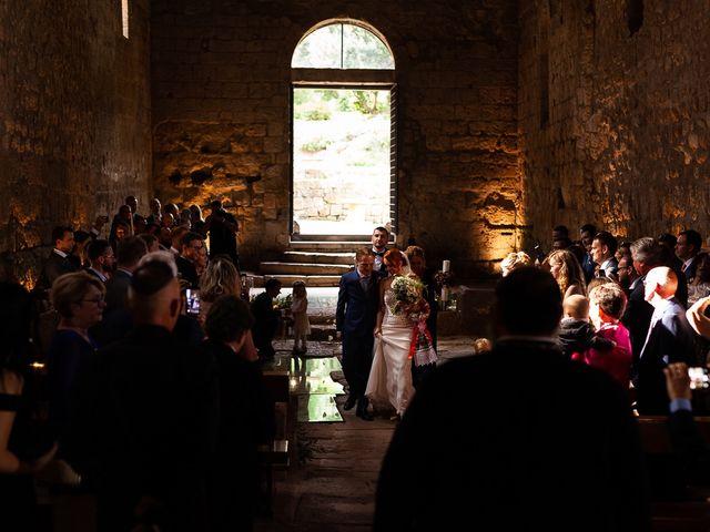 Il matrimonio di Anders e Alexandra a Tuscania, Viterbo 53