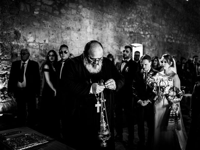 Il matrimonio di Anders e Alexandra a Tuscania, Viterbo 54