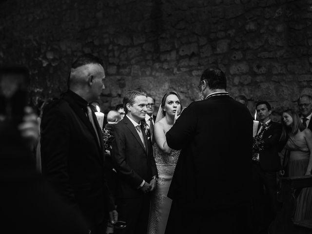 Il matrimonio di Anders e Alexandra a Tuscania, Viterbo 57