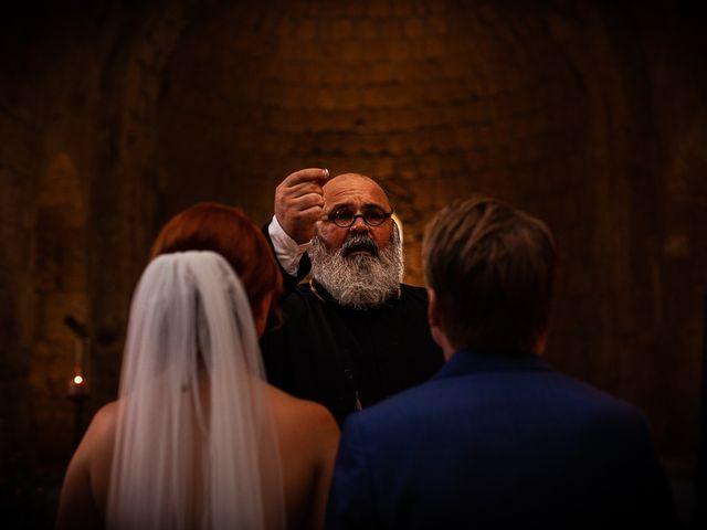 Il matrimonio di Anders e Alexandra a Tuscania, Viterbo 58