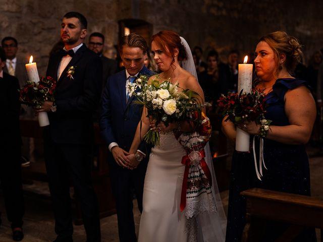 Il matrimonio di Anders e Alexandra a Tuscania, Viterbo 60
