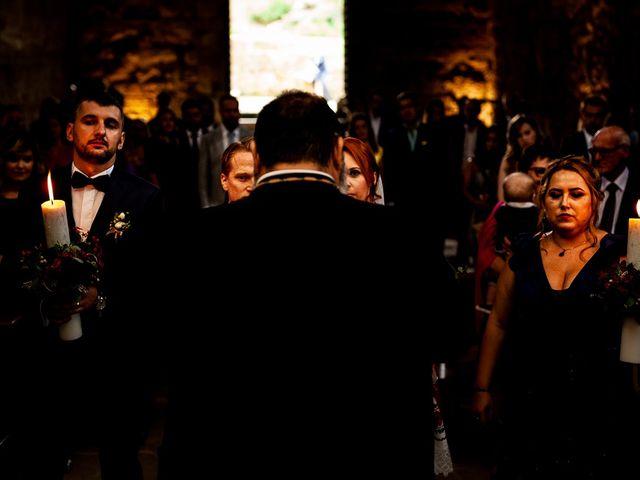 Il matrimonio di Anders e Alexandra a Tuscania, Viterbo 61