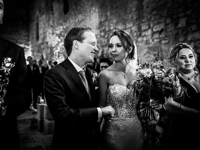 Il matrimonio di Anders e Alexandra a Tuscania, Viterbo 62