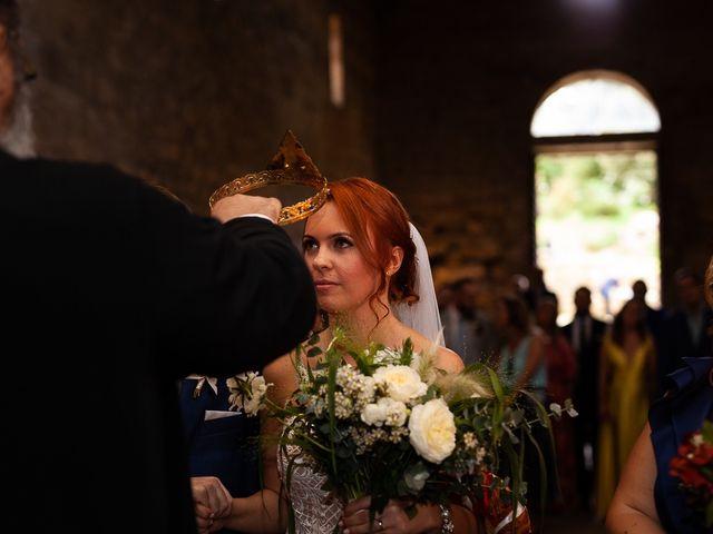Il matrimonio di Anders e Alexandra a Tuscania, Viterbo 63