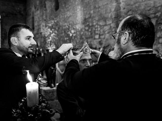 Il matrimonio di Anders e Alexandra a Tuscania, Viterbo 64