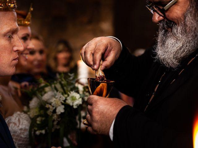 Il matrimonio di Anders e Alexandra a Tuscania, Viterbo 66