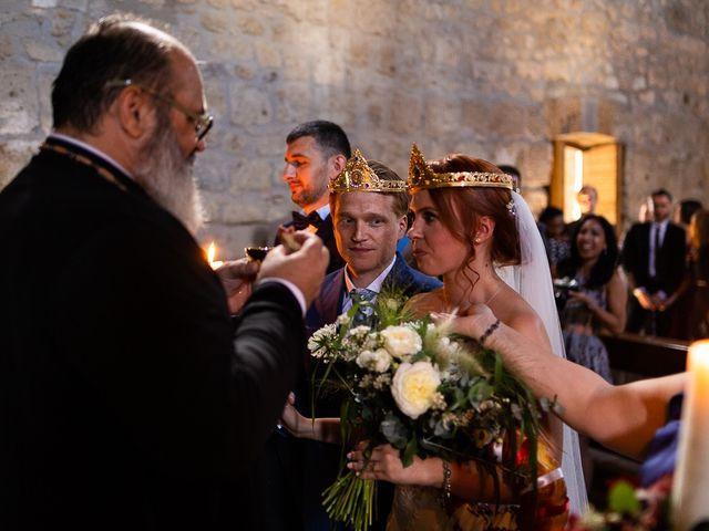 Il matrimonio di Anders e Alexandra a Tuscania, Viterbo 67