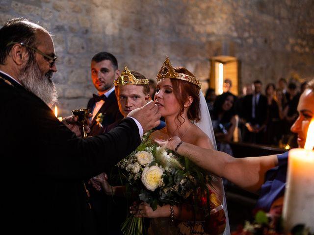 Il matrimonio di Anders e Alexandra a Tuscania, Viterbo 68