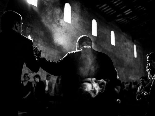 Il matrimonio di Anders e Alexandra a Tuscania, Viterbo 72