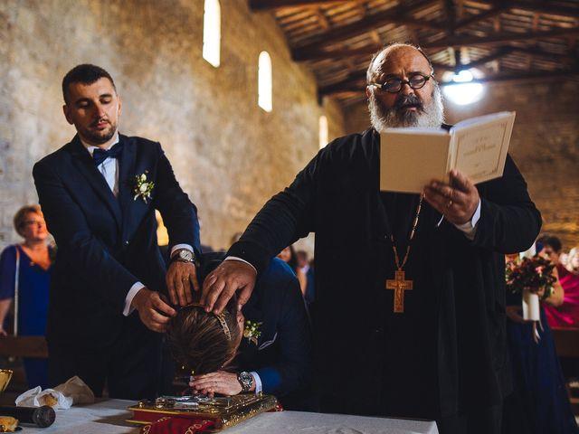 Il matrimonio di Anders e Alexandra a Tuscania, Viterbo 73