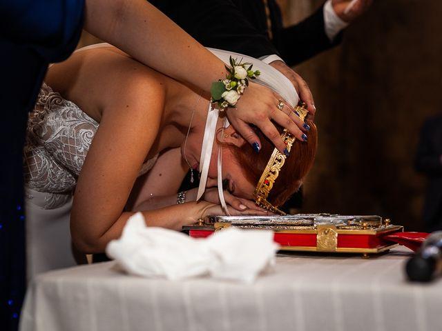 Il matrimonio di Anders e Alexandra a Tuscania, Viterbo 75
