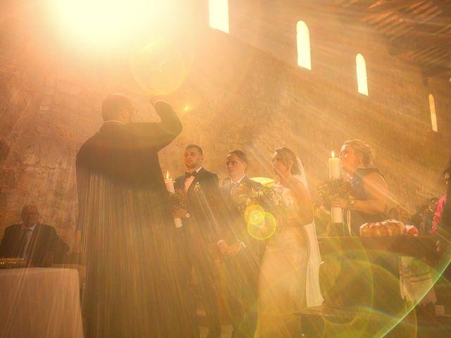 Il matrimonio di Anders e Alexandra a Tuscania, Viterbo 76