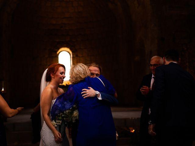 Il matrimonio di Anders e Alexandra a Tuscania, Viterbo 77