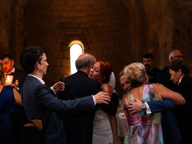 Il matrimonio di Anders e Alexandra a Tuscania, Viterbo 78