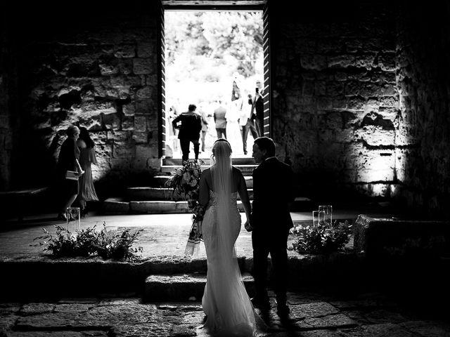 Il matrimonio di Anders e Alexandra a Tuscania, Viterbo 79